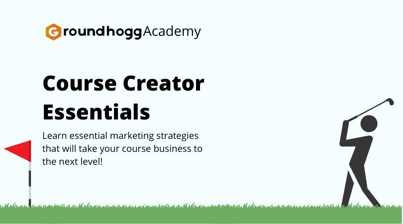 Course Creator Essentials